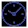 Fast Reporting Clock icon