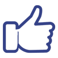Affordable thumbs up icon